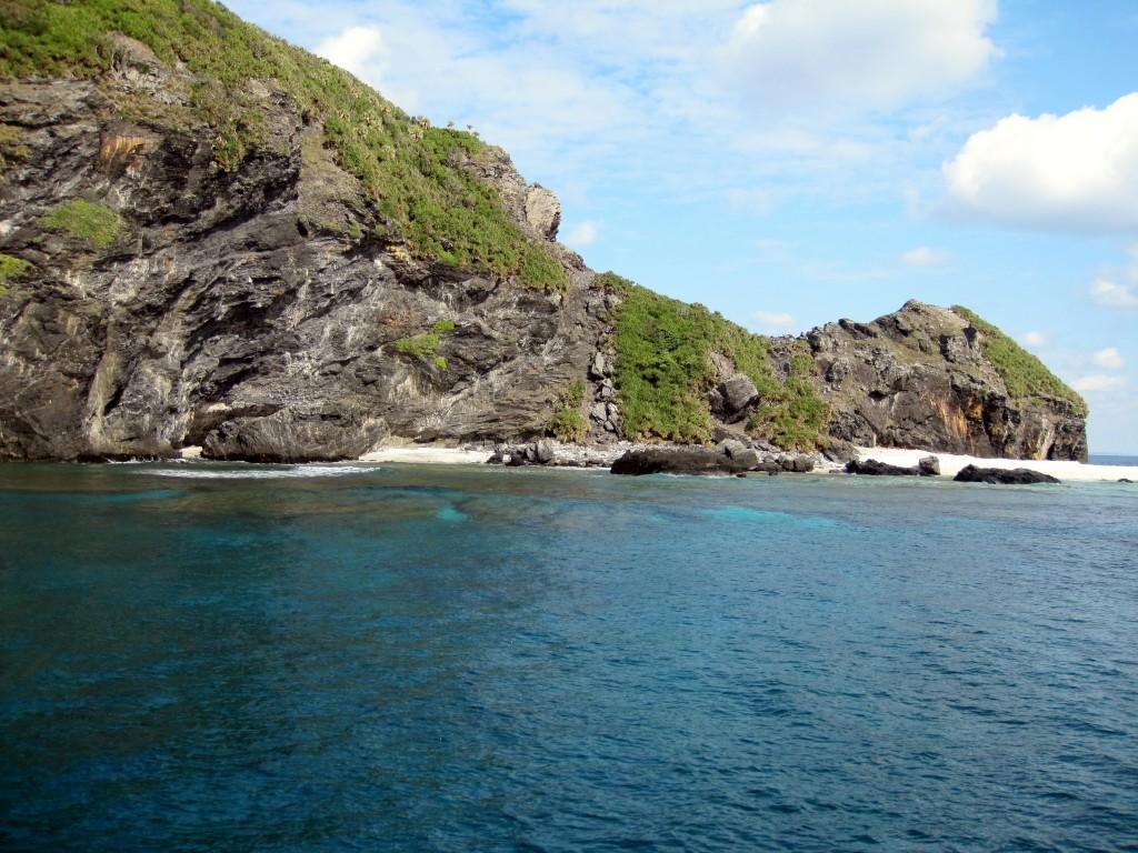 One of the beautiful Kerama Islands in Okinawa Prefecture, Japan.