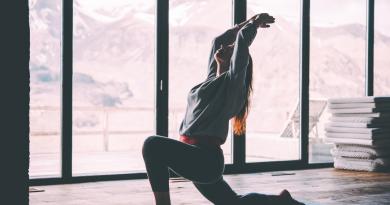 Yoga for wellness goals